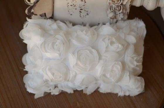 Image of Rose pillow set