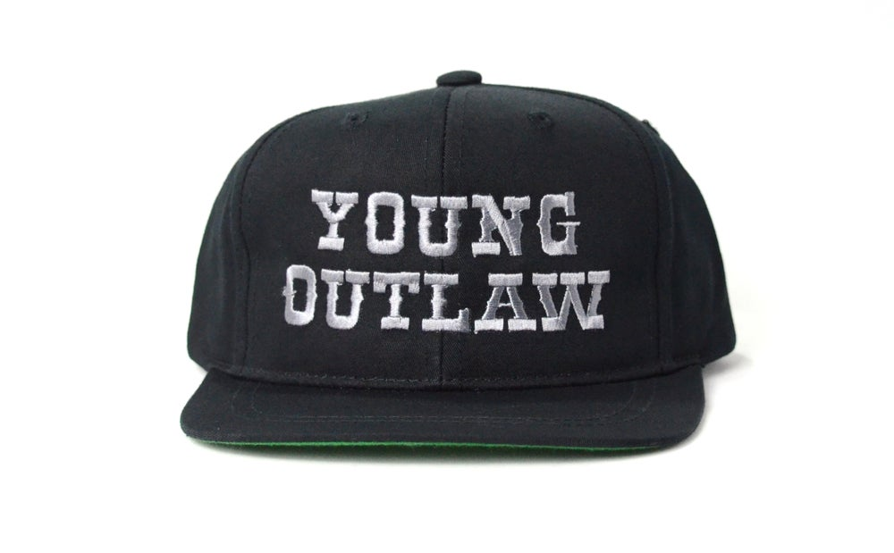 Image of YOUNG OUTLAW - KIDS SNAPBACK