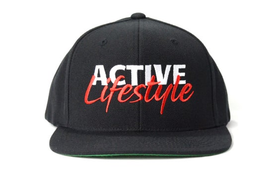 Image of ACTIVE LIFESTYLE - SNAPBACK