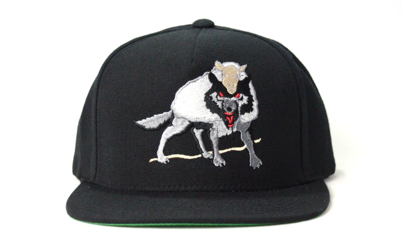 Image of WOLF - SNAPBACK