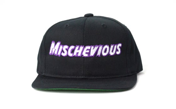 Image of MISCHEVIOUS - KIDS SNAPBACK