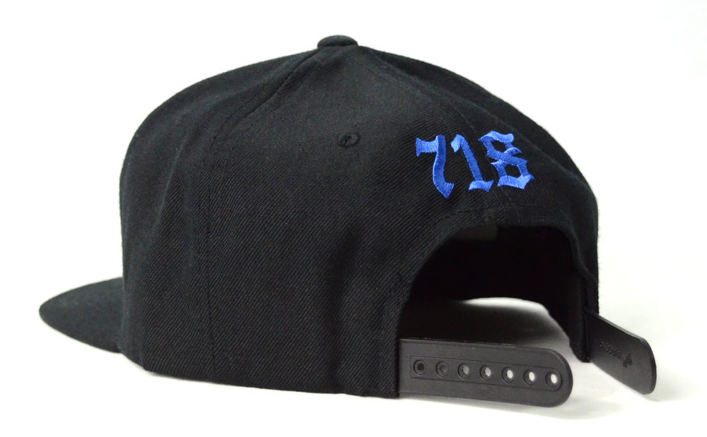 Image of MINI BRKLYN FIT® 718 - SNAPBACK