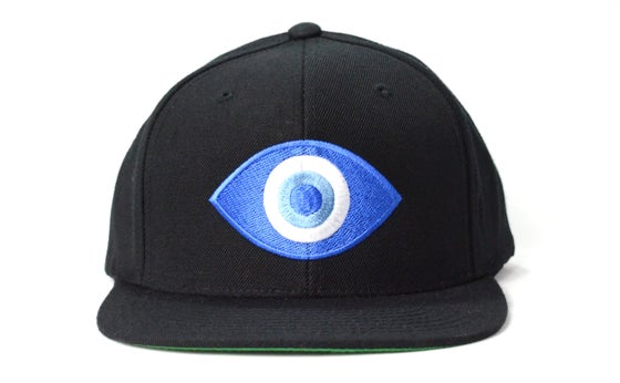 Image of EVIL EYE - SNAPBACK