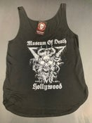 Image of M.O.Demon Flowy Strap top