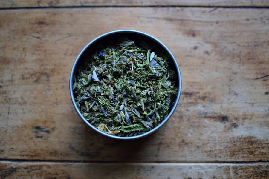 Image of Enlighten Ritual Smoke | a blend of soothing herbs