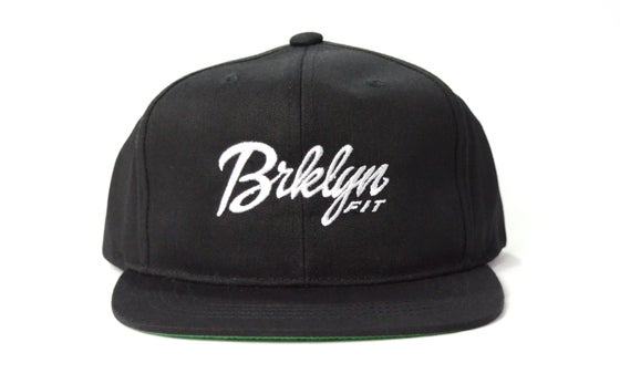Image of BRKLYN FIT® LOGO - KIDS SNAPBACK