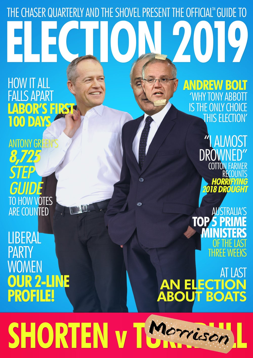 Image of The Official 2019 Election Guide
