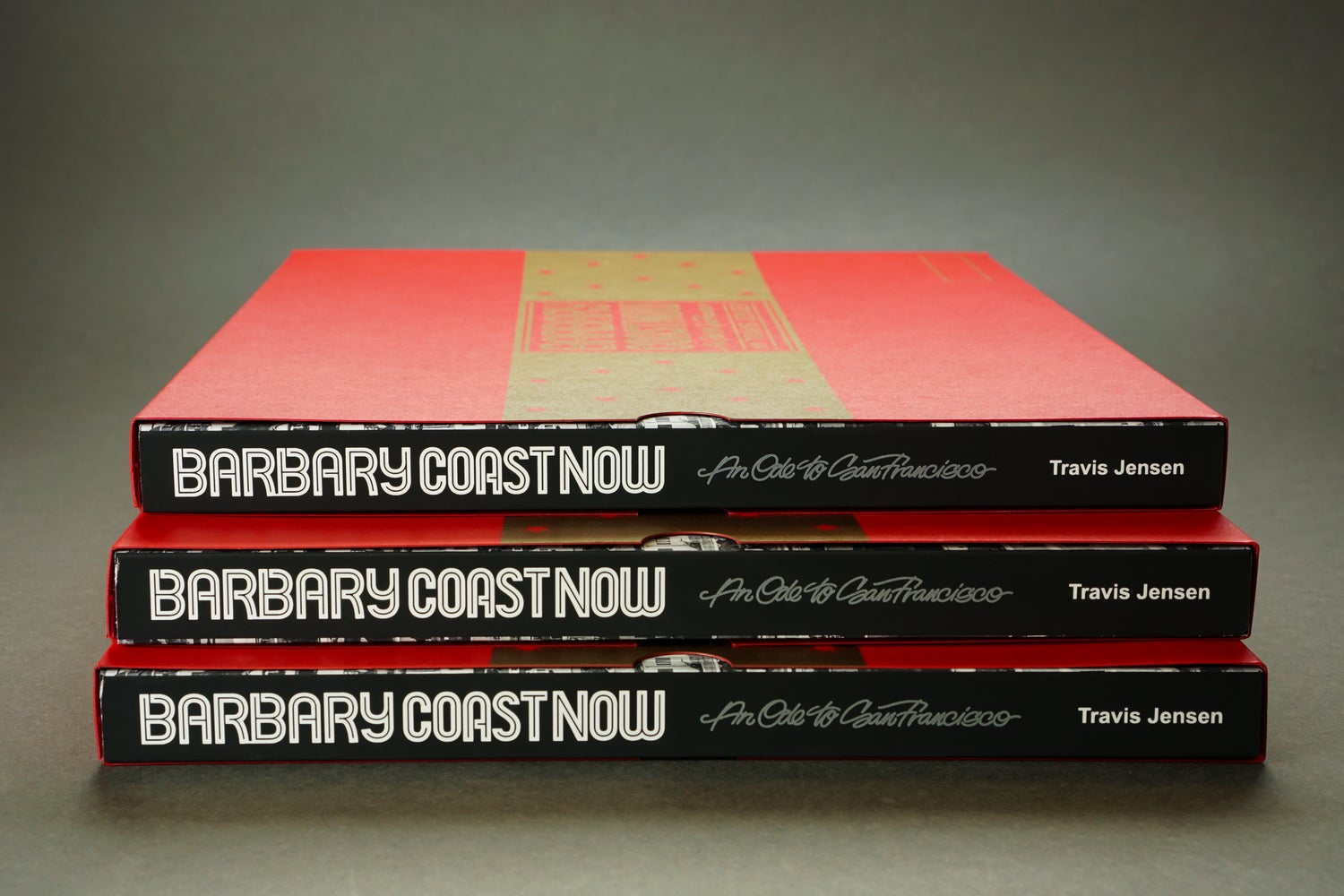 "Image of ""BARBARY COAST NOW: AN ODE TO SAN FRANCISCO"""