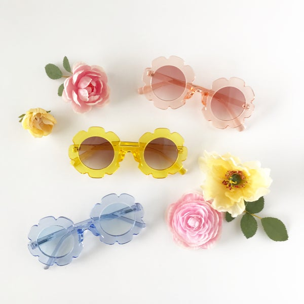 Image of Flower Sunnies - Brights
