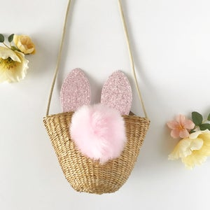 Image of Bunny Tail Purse