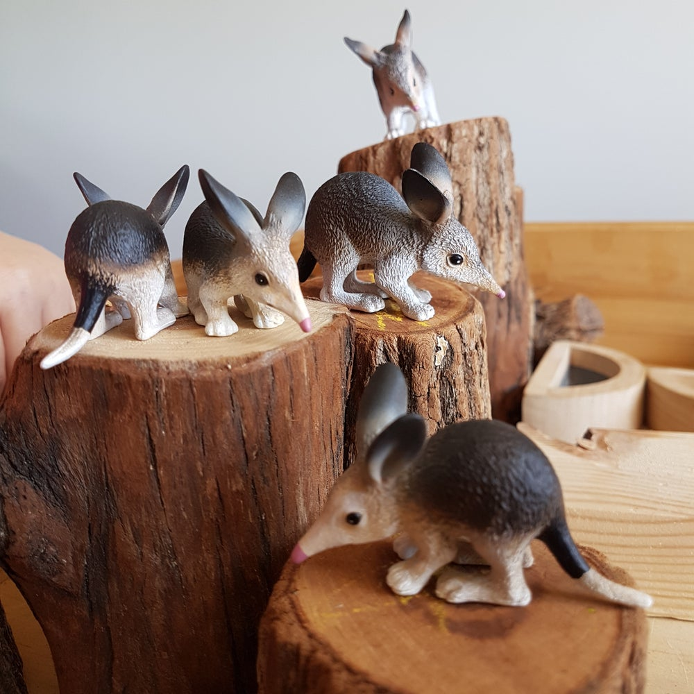 Image of Bilby figurines