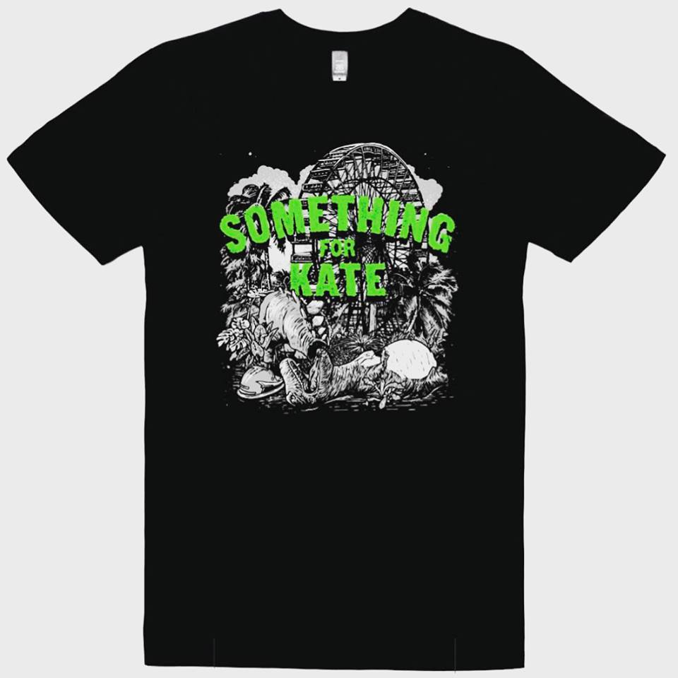 Image of Something for Kate Apocalyptic Carnival T-shirt