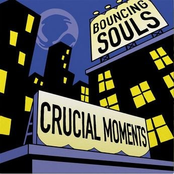 "Image of *NEW* Bouncing Souls - Crucial Moments 12"" EP"