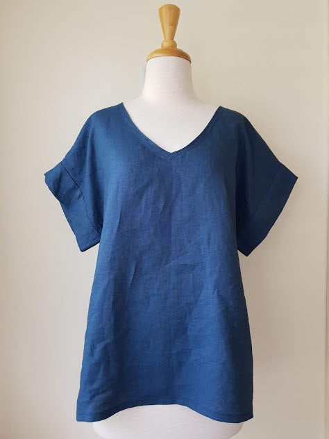 Image of The Breezeway Top - sewing pattern
