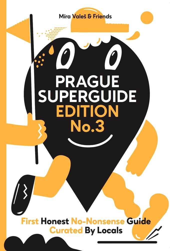Image of Prague Superguide No. 3 (2017)