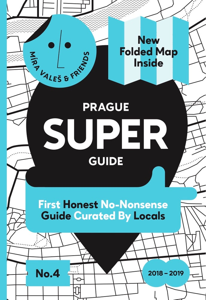 Image of Prague Superguide No. 4 (2018)