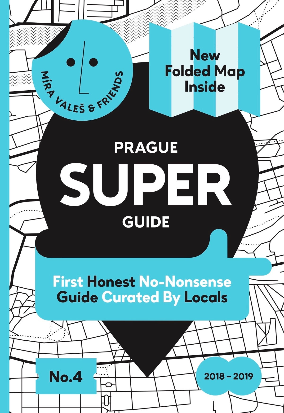 Image of Prague Superguide No. 4 (2018)