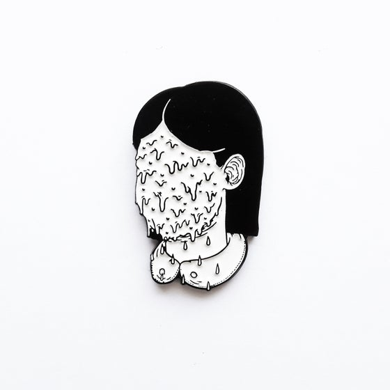 Image of Meltdown pin by Alessandro Ripane