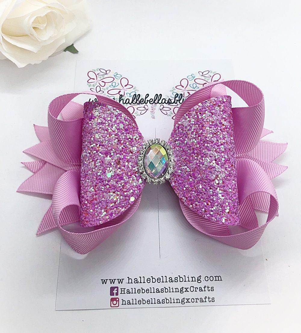 Image of Pink unicorn sparkles