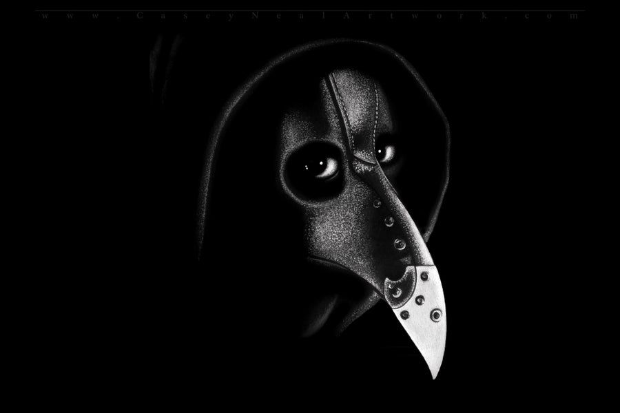 Image of Plague Doctor