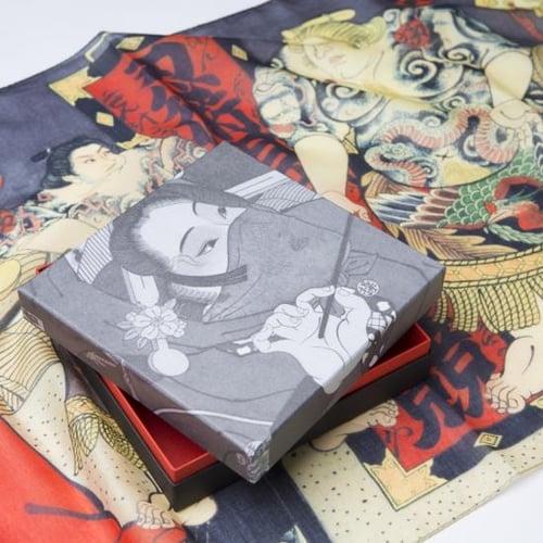 Image of HORIHIRO SCARF
