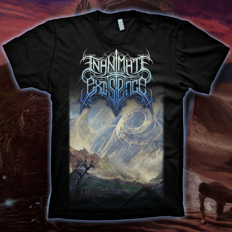 Image of INANIMATE EXISTENCE - Voyager T-Shirt