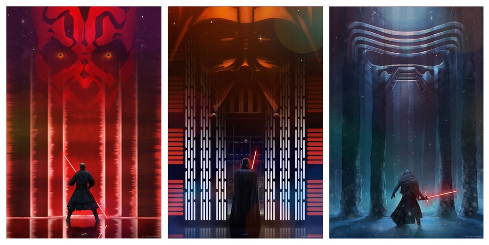 Image of Star Wars Perspectives Set #4