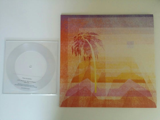 "Image of FABIO ORSI - Sterminato Piano LP  [with 7"" Squared LATHE-CUT / ltd.25]"