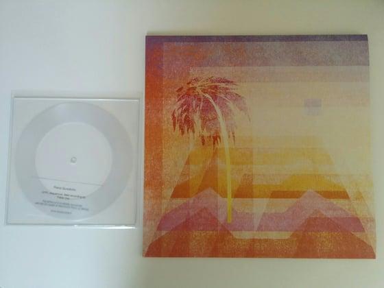 """Image of FABIO ORSI - Sterminato Piano LP  [with 7"""" Squared LATHE-CUT / ltd.25]"""