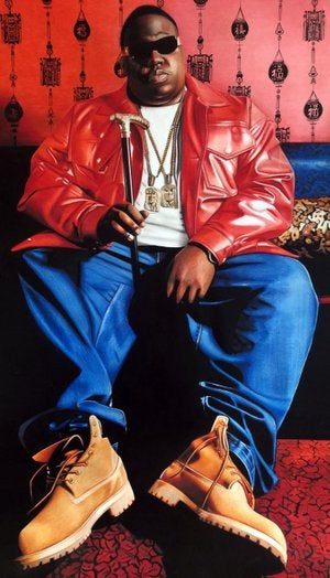 Image of Biggie Smalls Print (Limited Edition)