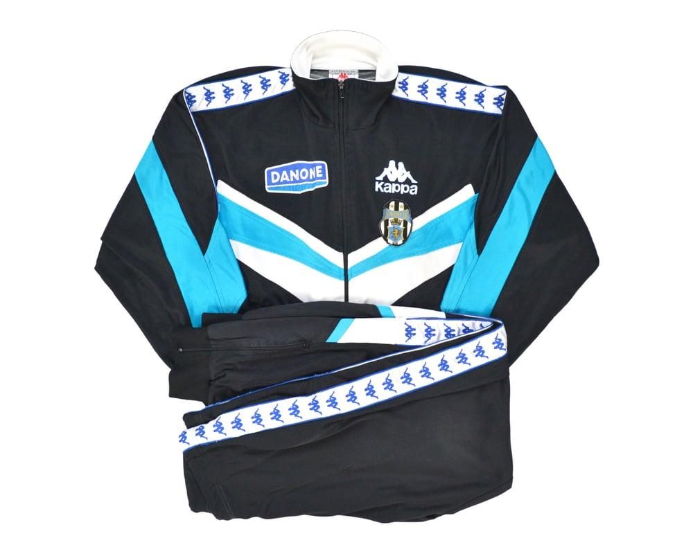 Image of 1992-93 Kappa Juventus Tracksuit L