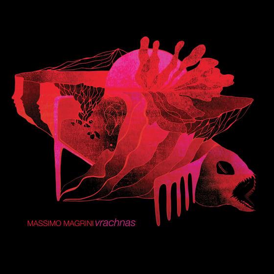 Image of MASSIMO MAGRNI (Bad Sector) - Vrachnas CD [ltd.400]