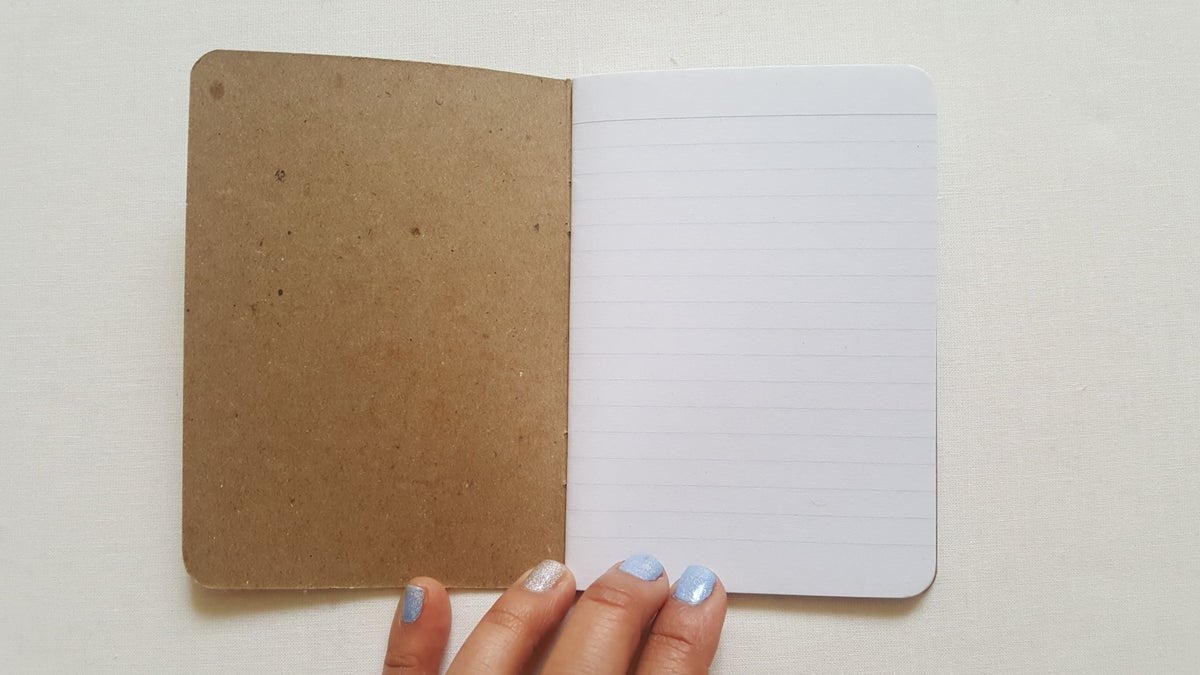 Image of Coffee break notebook (small)