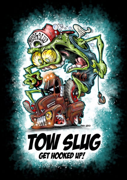 Image of Tow Slug!!!