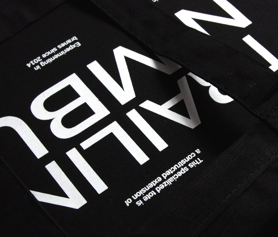 Image of TN_SPEC Tote | Magnetite