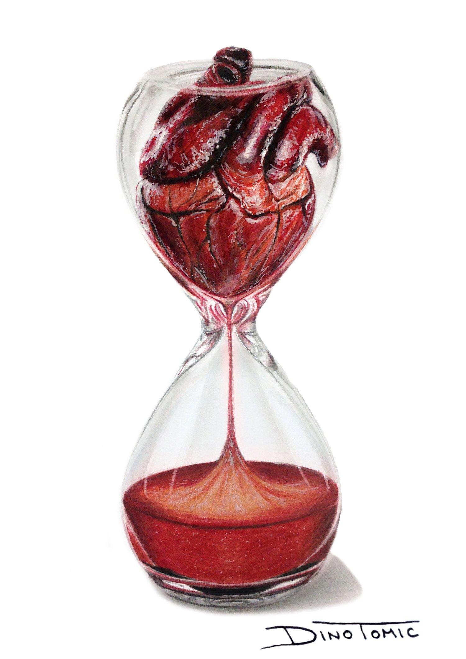 Image of #77 Hourglass