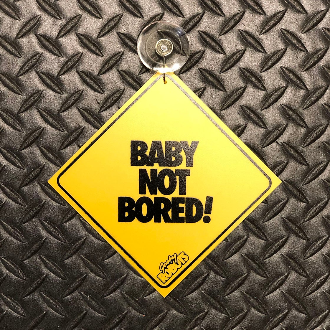 Image of Baby Not Bored!