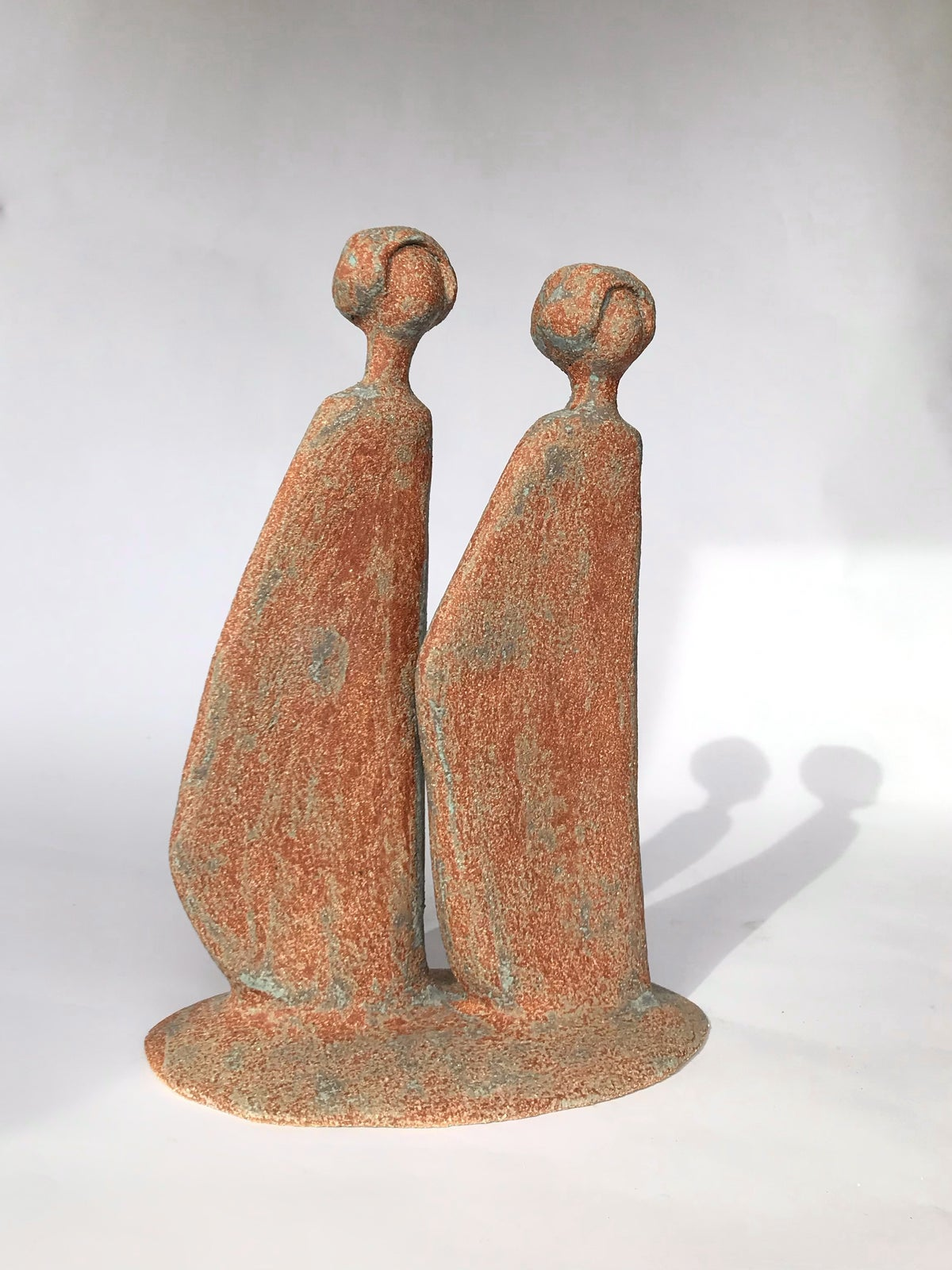 Image of Watchers; Duo hooded.