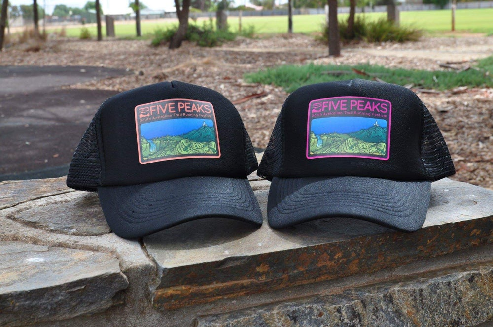 Image of Five Peaks Trucker Hat