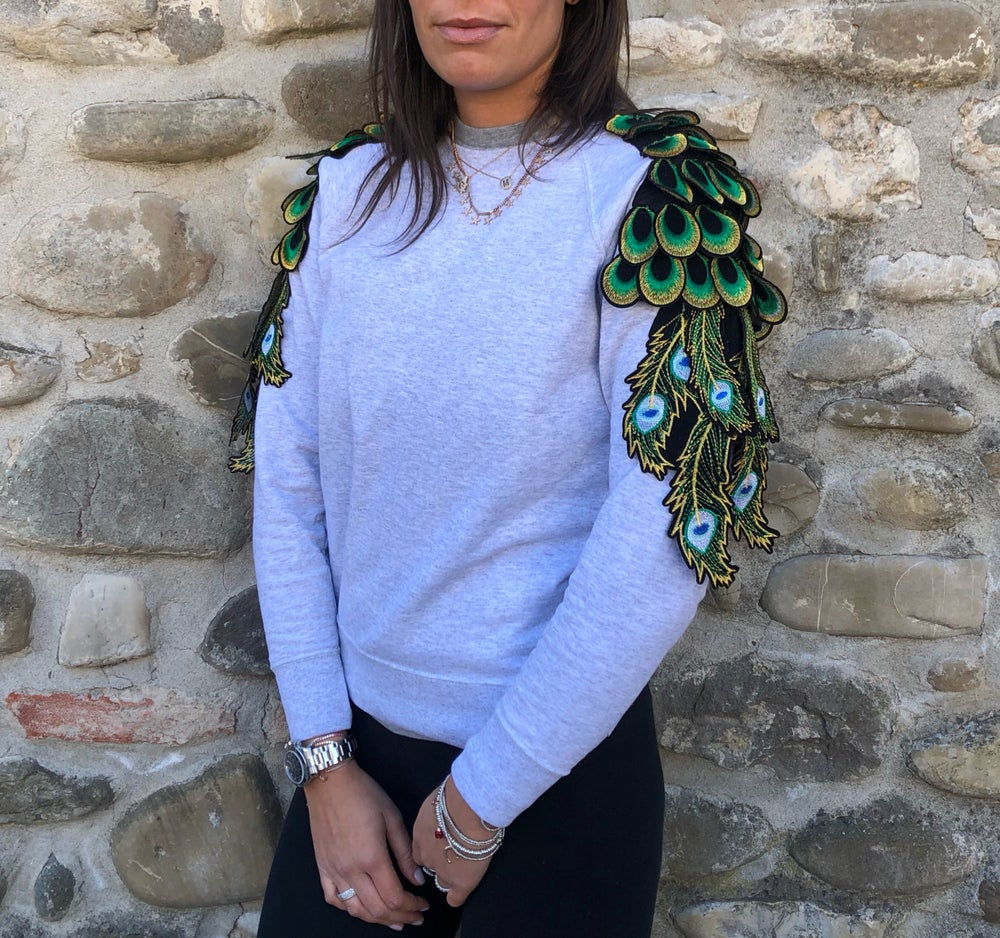 Image of PEACOCK SWEATER