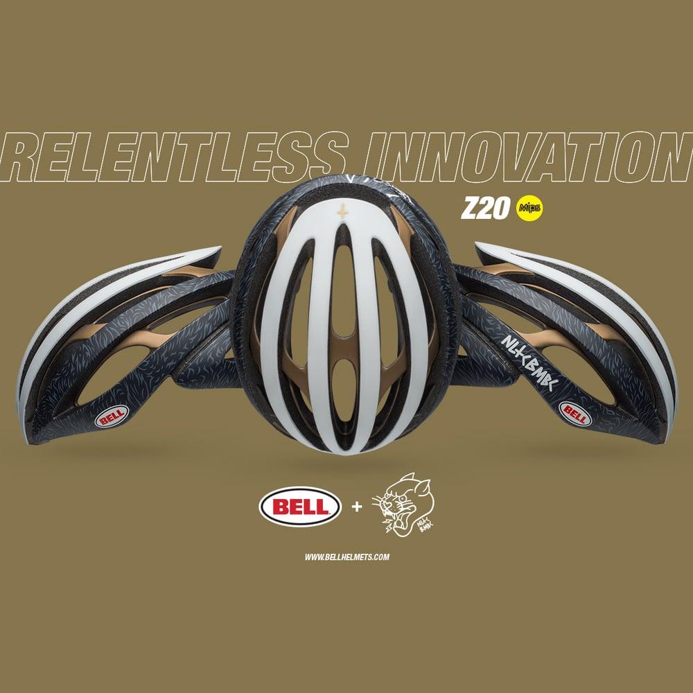 Image of NLTCBMBC Bell Z20 Helmet
