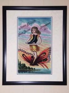 Image of John Kelly's Butterfly