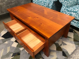 Image of 4 Drw Coffee Table
