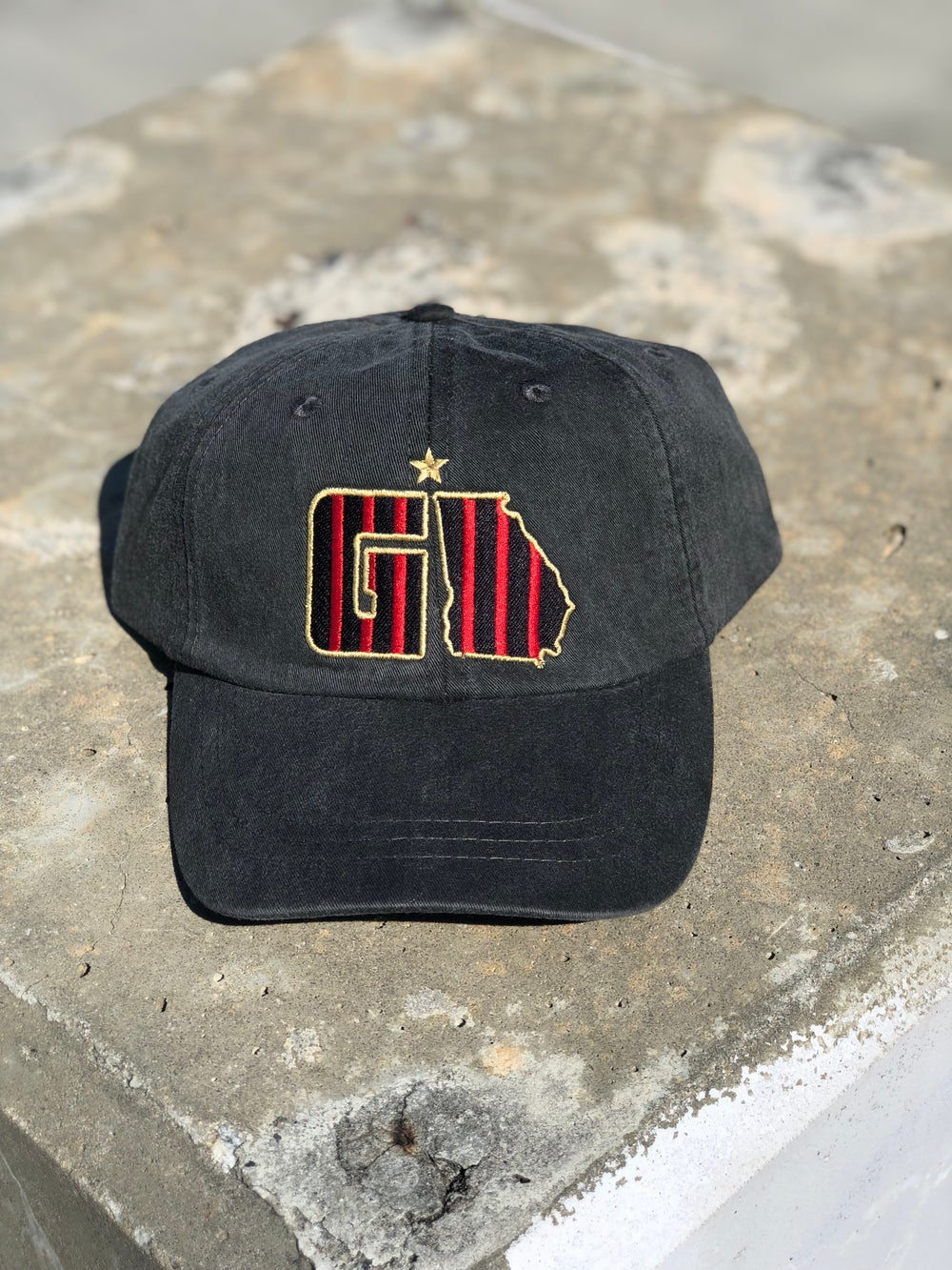 Image of GA United Dad Cap (CHAMPIONSHIP EDITION)
