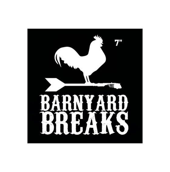 "Image of Barnyard Breaks 7"" Scratch Vinyl"