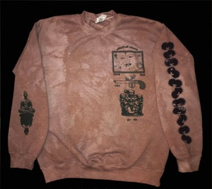 Image of Gateless Gate Sweatshirt Brown Smoke