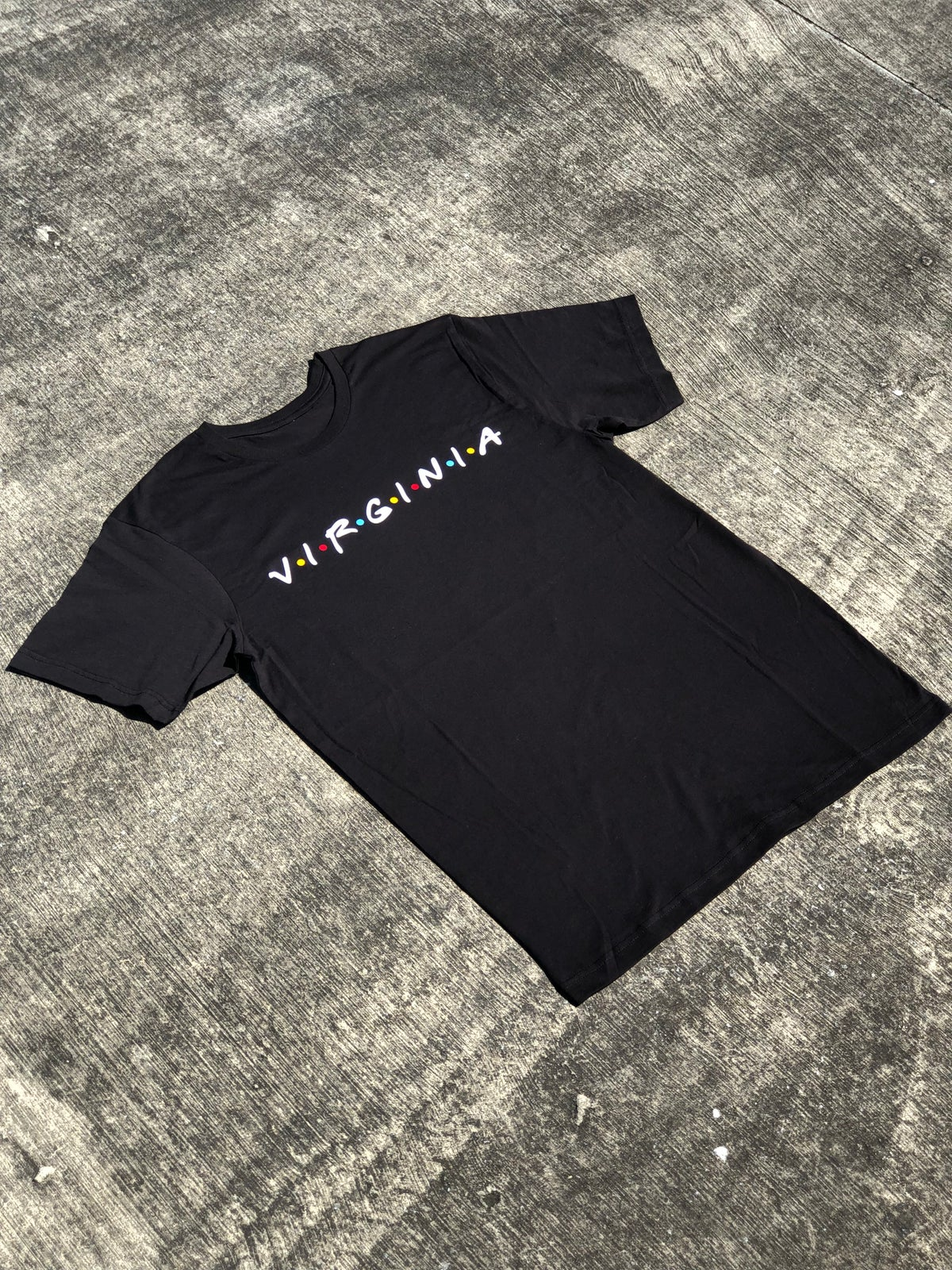 Image of FRIENDS OF VIRGINIA T-SHIRT