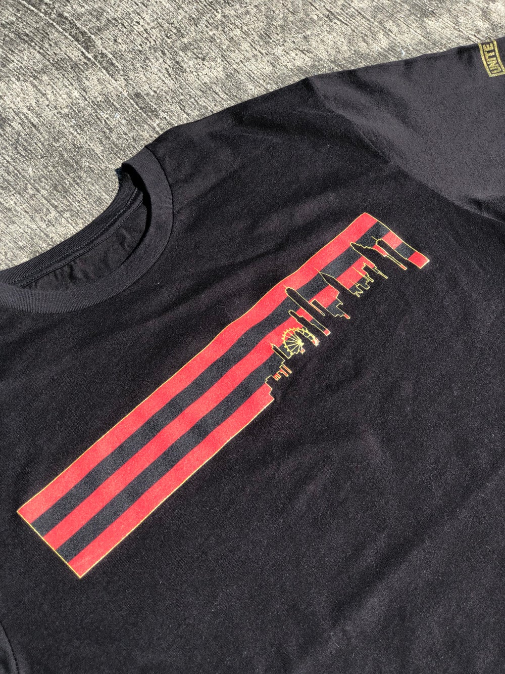 "Image of ""A City United"" Shirt (UNISEX)"