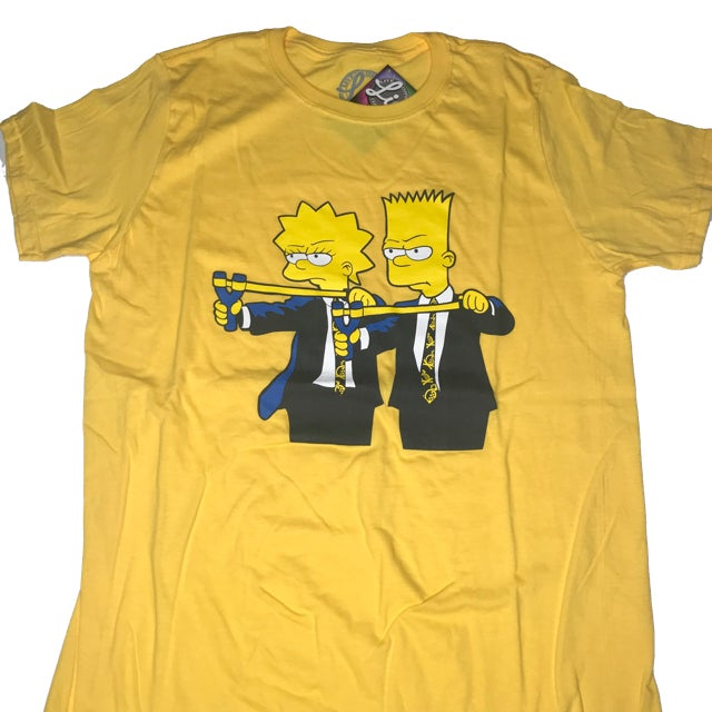 Image of Pulp Simpson-Yellow