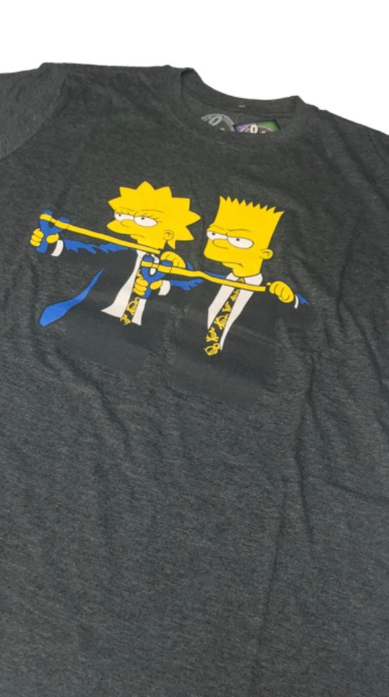 Image of Pulp Simpson-Charcoal